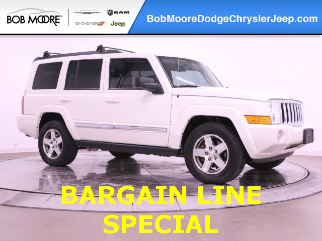 Pre-Owned 2010 Jeep Commander Sport