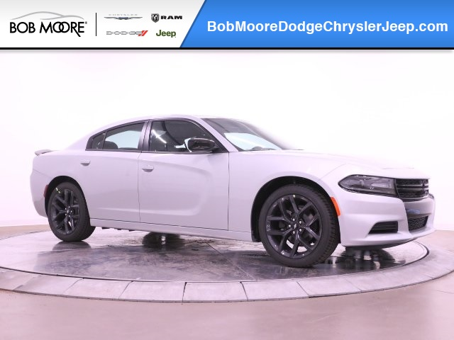 New 2019 Dodge Charger Sxt Blacktop Sedan In Oklahoma City Kh666188