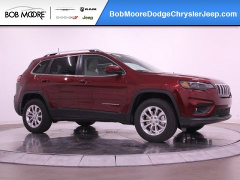 New 2019 JEEP Cherokee Latitude Limited
