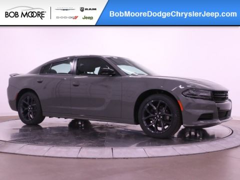 New 2019 DODGE Charger SXT Blacktop