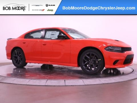 New 2019 DODGE Charger GT Blacktop